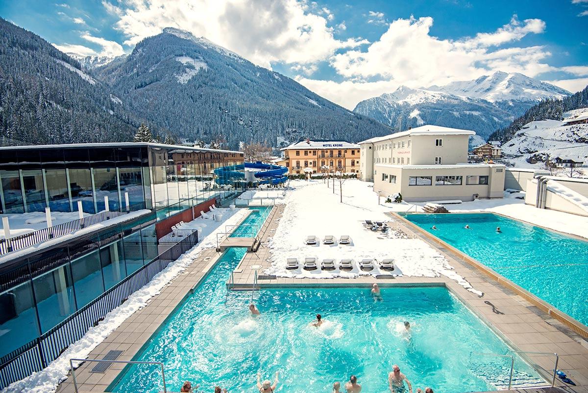 Austria Hotel Con Spa